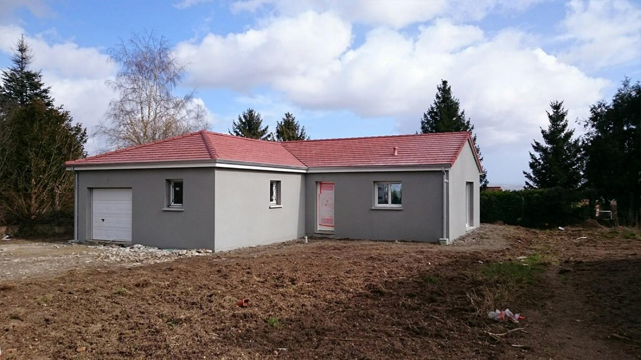 Constructeur maison auvergne for Constructeur maison allier