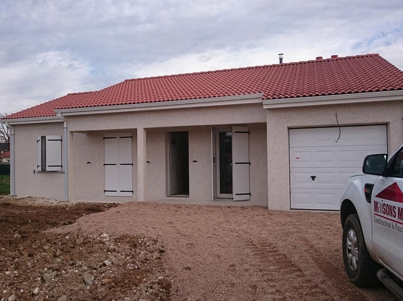 Constructeur maison individuelle clermont ferrand 63 vichy 03 for Constructeur maison individuelle 69
